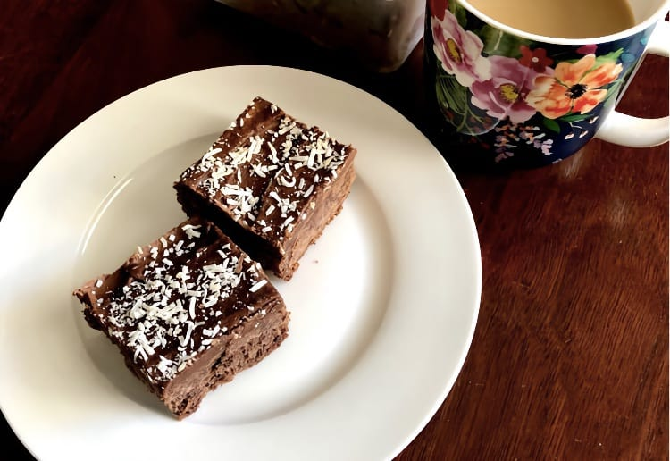 Easy Chocolate Slice