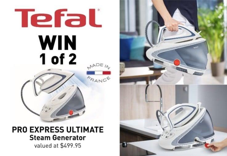 Tefal Pro Express Ultimate Steam Generator