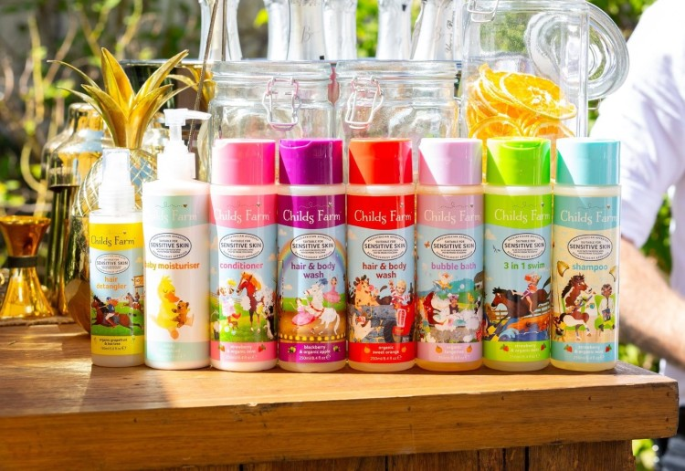Win 1 of 10 Childs Farm Skin and Hair Care Packs for Children Worth $50 each