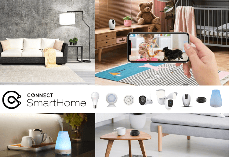 Win Your Own Smart Home With An Awesome Bundle Pack From CONNECT!