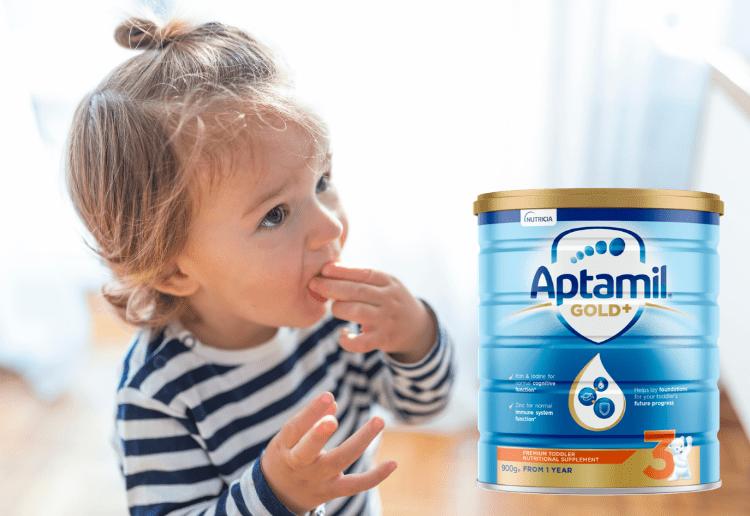 Aptamil Gold +3 Toddler