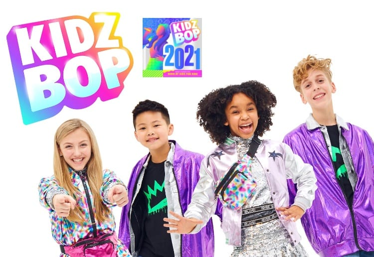 The KIDZ BOP 2021 CD Giveaway