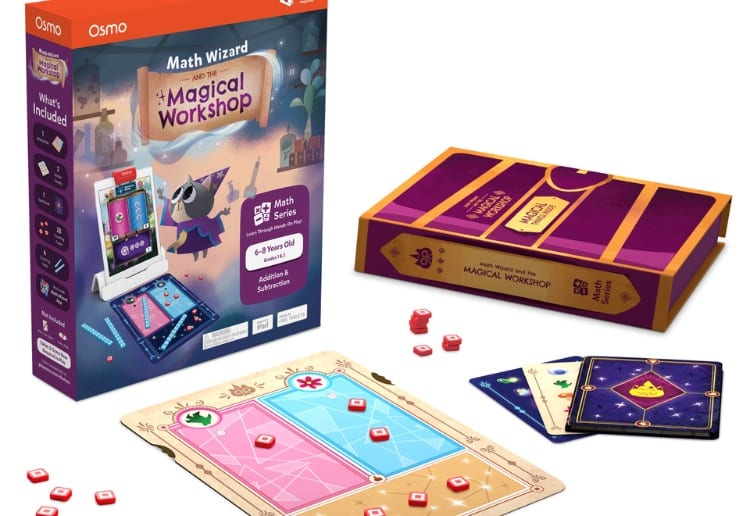 Win Osmo's New Math Wizard
