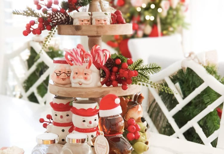 The Best Christmas Decor Ideas On Instagram