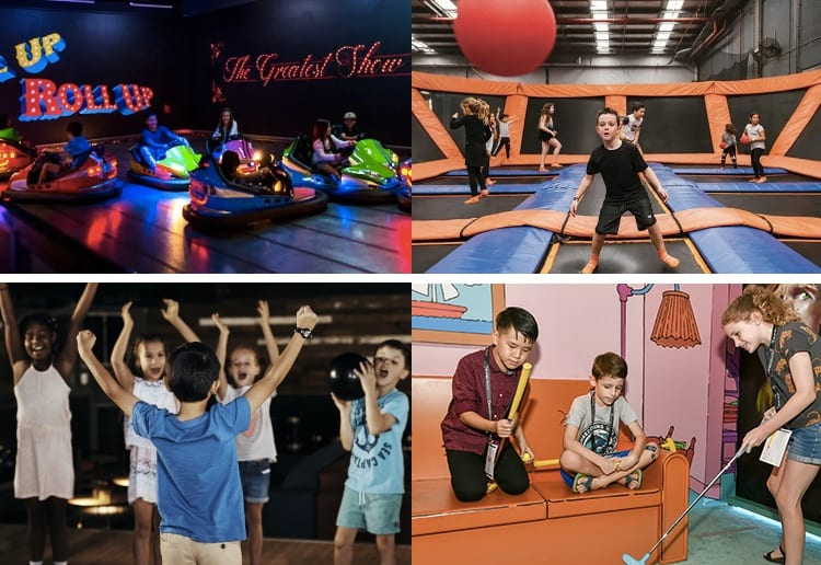 Win 1 of 5 Funlab Fun Passes Valued At $100 Each!