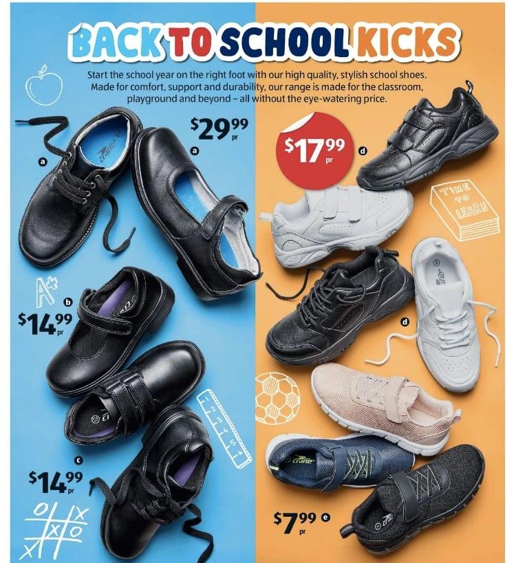aldi-school shoes