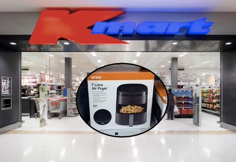 Kmart Shopper Shares Air Fryer Warning After It Destroyed Her Kitchen