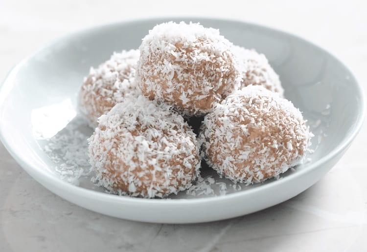 Cookie Dough Bliss Balls