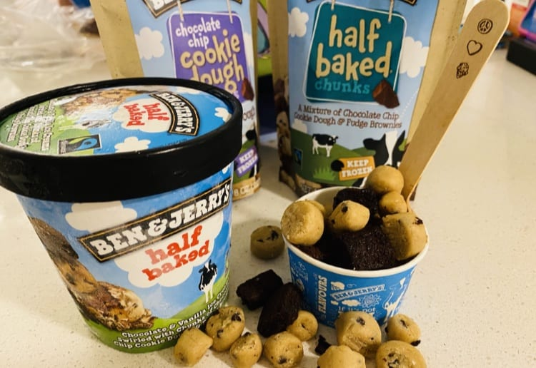 I Seriously Can't Get Enough Of Ben & Jerry's Cookie Dough Chunks