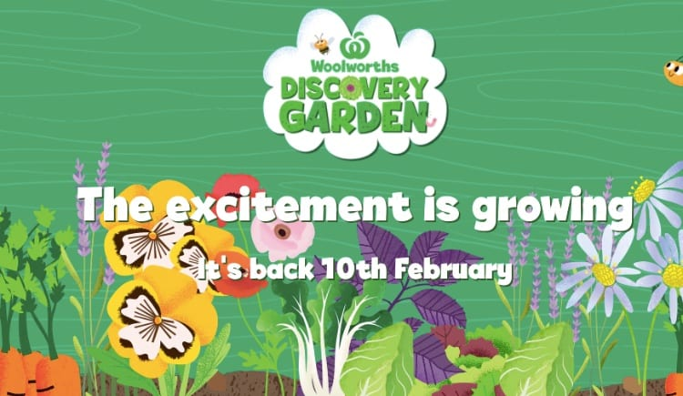 woolworths discovery garden