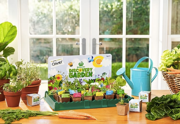 Warning Ahead Of Woolworths Discovery Garden Launch