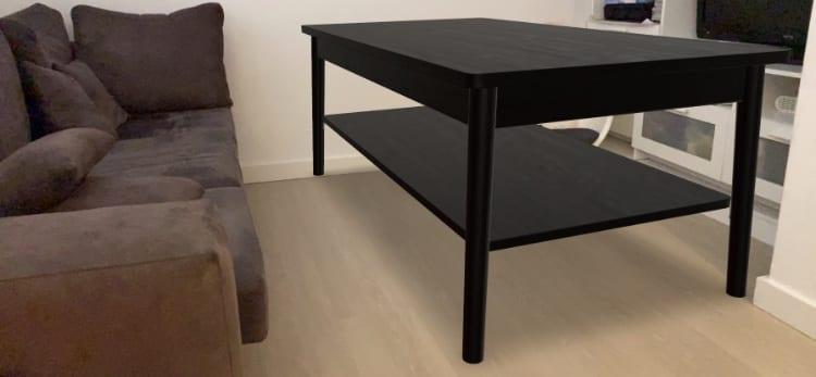 kmart ar table