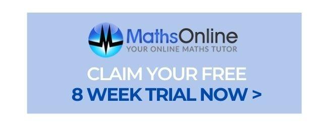 FREE MathsOnline 8 Week Trial