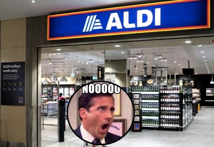 Aldi Staffer Reveals Secret Code Which Shows Which Products Will Be Axed