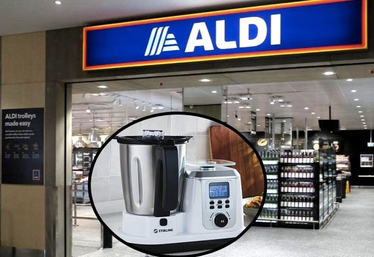 The Aldi Thermomix Imposter Is Back At A Crazy Cheap Price With A Few Differences