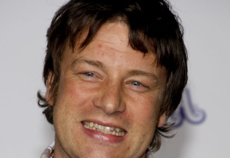 Yuck! Jamie Oliver Shocks The World By Putting Grapes On Pizza!