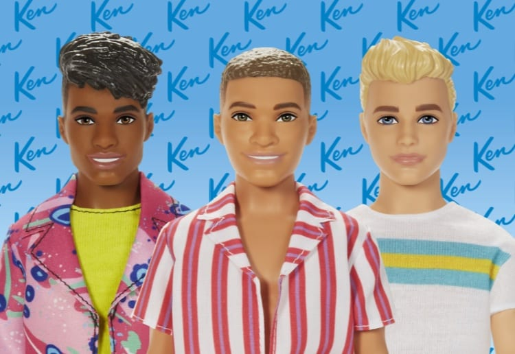 Barbie's Ken Turns Sixty And Celebrates With A New Anniversary Range