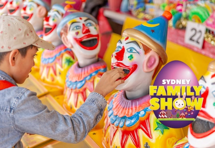 Win A Family Unlimited Rider Pass To The Sydney Family Show