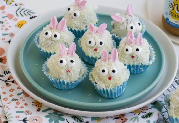 Easter Bunny Balls