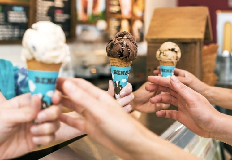 Get Your Free Ben & Jerry's Scoop In The Biggest Easter Ice-Cream Hunt