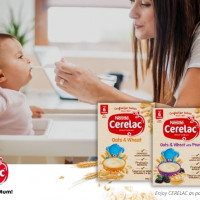 CERELAC infant cereals review_cerelac oats and wheat infant cereal