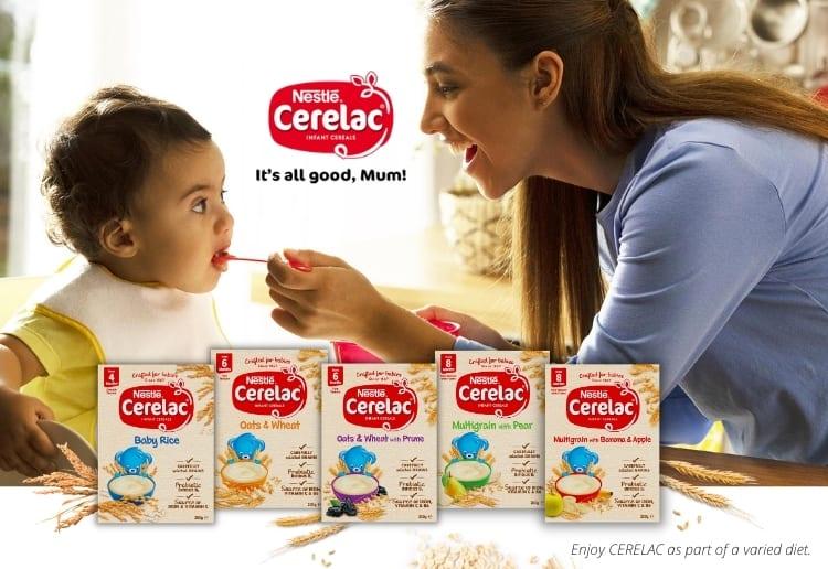 CERELAC Infant Cereals