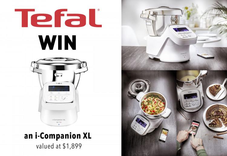 WIN A Tefal i-Companion XL