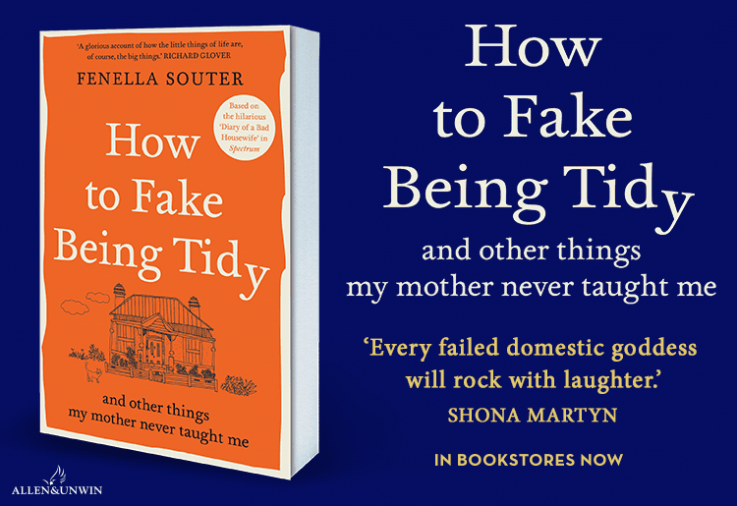 How to Fake Being Tidy MoM Comp banner