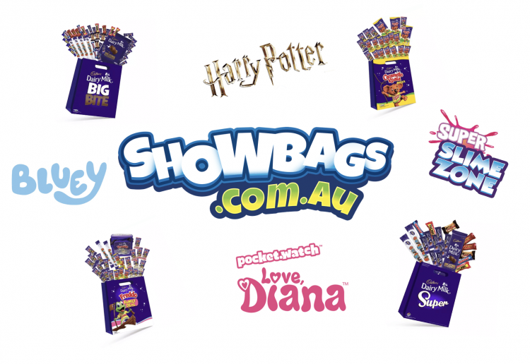 Super Slime Showbag The Hottest Item For Girls This Year At The Easter Show