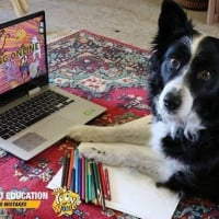 Join Toonworld's Online Kids' Cartoon Classes For FREE With Your Creative Kids Voucher