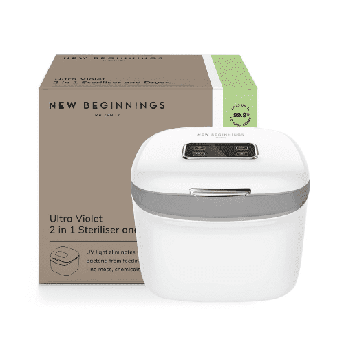Image of New Beginnings 2-in-1 UV Steriliser & Dryer
