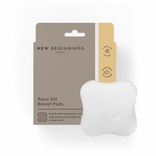 Image of New Beginnings Aqua Gel Breast Pads