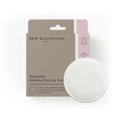 Image of New Beginnings Washable Bamboo Breast Pads