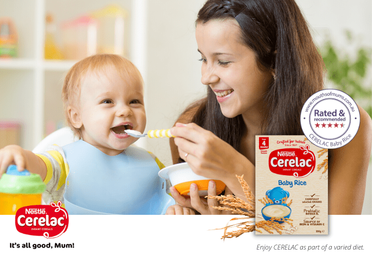 CERELAC Baby Rice