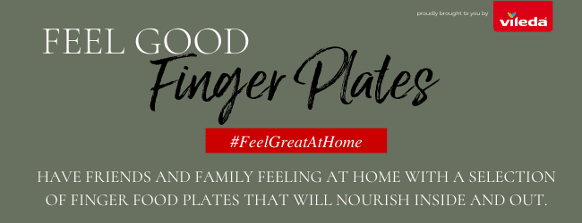Feel Good Finger Food Plates That Will Nourish Inside And Out