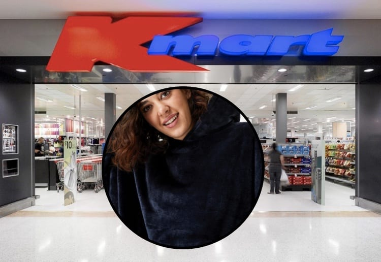 "Shoppers Are Going Crazy Over Kmart's Cheap Version Of The Pricey ""Oodie"""
