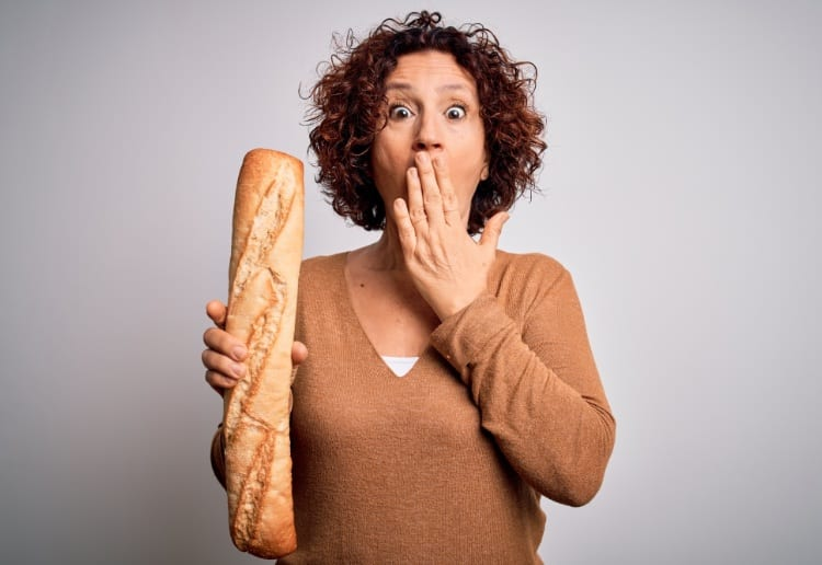"""Stop Calling Your Bread """"White""""! It's Offensive!"""