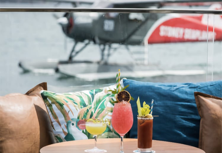 Win A Scenic Seaplane Flight And Seafood Lunch For Two