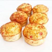 Gluten Free Savoury Muffins