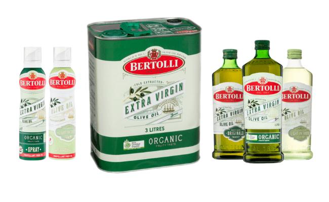 image of bertolli oils - bertolli review