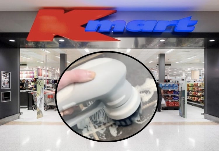 "Kmart ""Revolutionary"" New Cleaning Gadget Has Got Us All In A Spin"