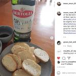 Bertolli Organic Extra Virgin Olive Oil review social sharing