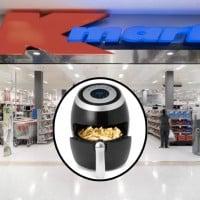 Kmart Air Fryer Fan Shares Creation That Sparks Big Debate