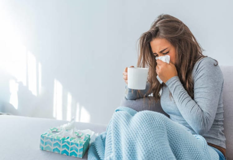 4 Natural Cold Remedies That Really Work!