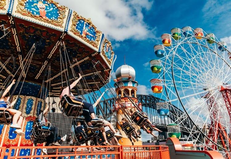 Luna Park Sydney Reopening Giveaway