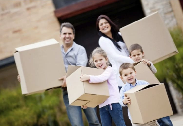 6 Ways To Reduce Your Stress Levels When Moving House
