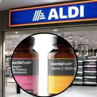 Surprise! Aldi Has Just Launched A Cut-Price Vitamin Range