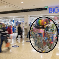 Big W Mums Share Their Overflowing Toy Mania Trolleys And Shoppers Are Spewing
