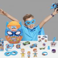 It's Superhero Time! Play Along As Vlad & Niki Superhero Surprise Lands In Australia