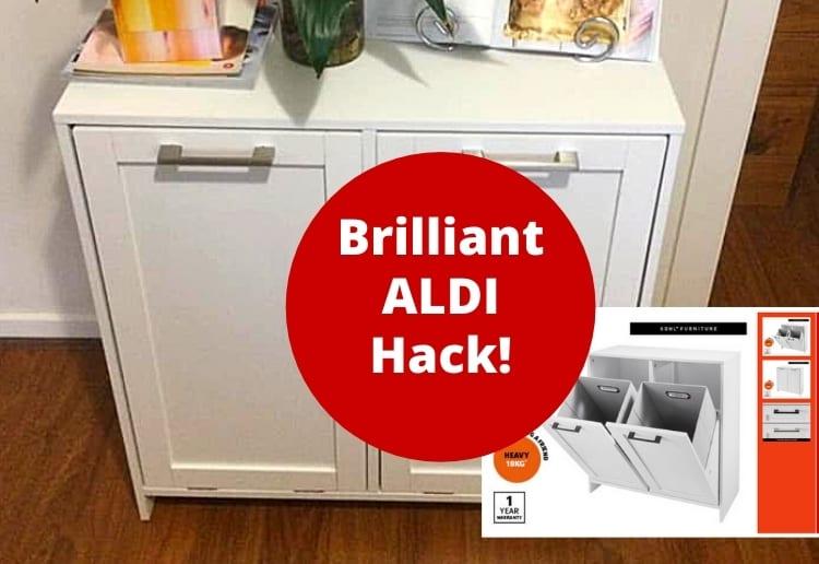 Aldi Special Buys This Week. Brilliant Hack Alert.